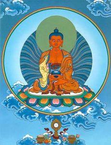 Amitabha Retreat mit Bardo-Puja