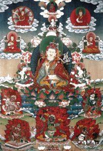 Osterretreat Könchog Chidü - Guru Rinpoche-Praxis