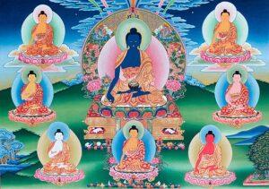 Zoom - Medizinbuddha-Praxis mit Lama Kunga